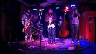 Billie and the Bad Boyzzzz live at the Blue Nile Balcony Room
