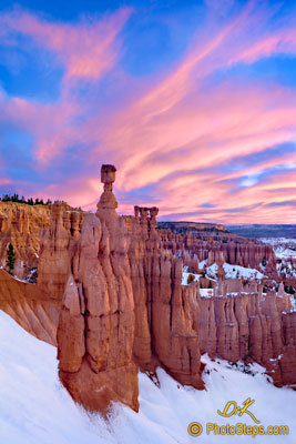 Bryce Thors Hammer Sunrise