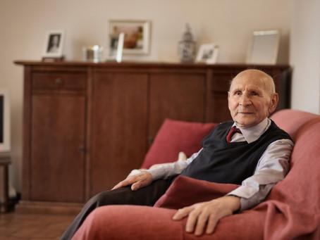 Will the Coronavirus shutdown lead to increased falls in the elderly?