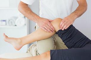 FDM knee pain