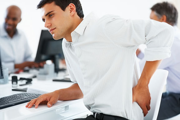 LOW BACK PAIN IN PROVO