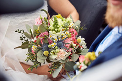 bunter Brautstrauß Bild juliahaack