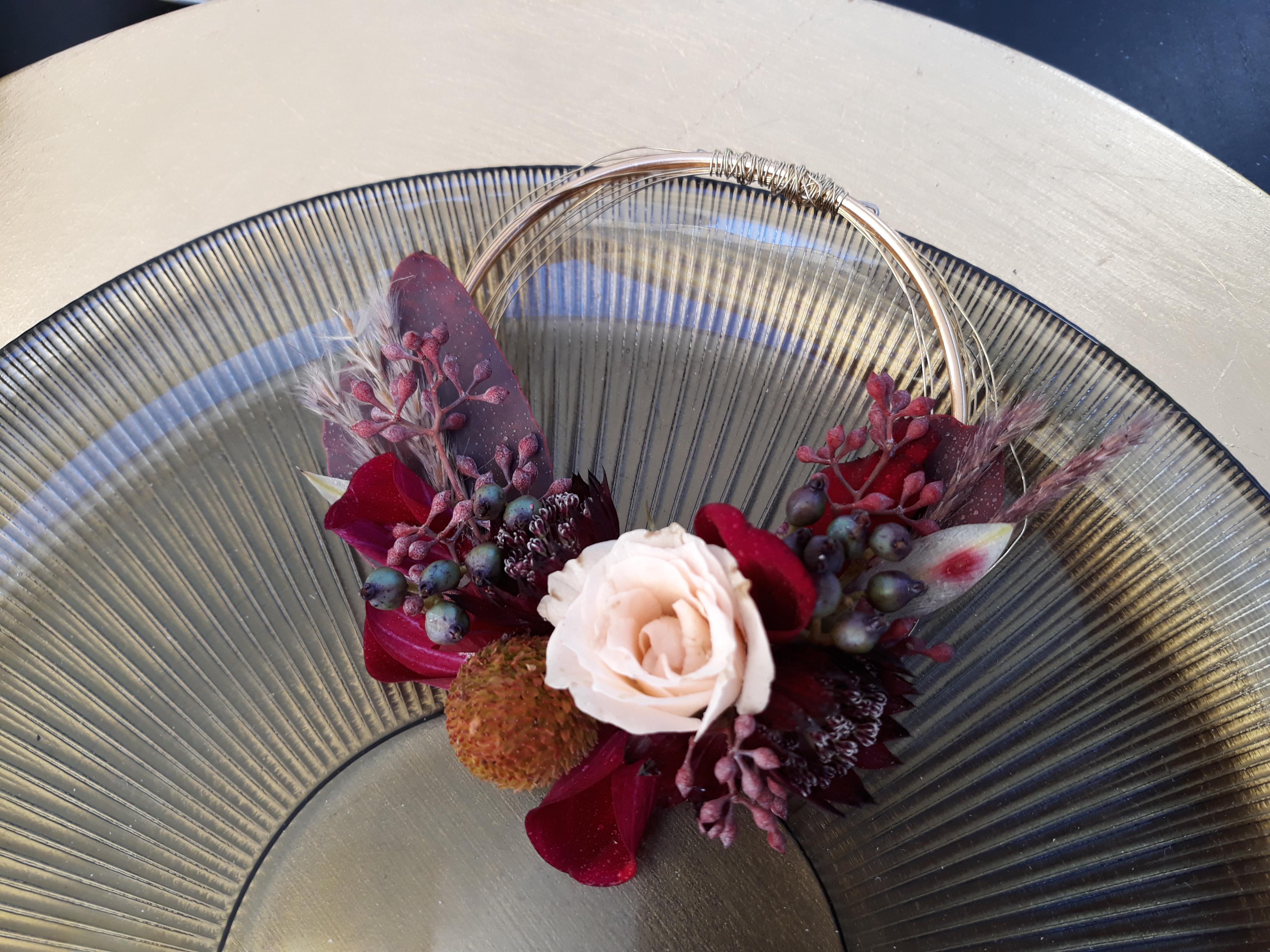 Bräutigamanstecker - schön edel