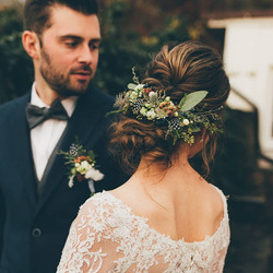 winter wedding - beautiful one