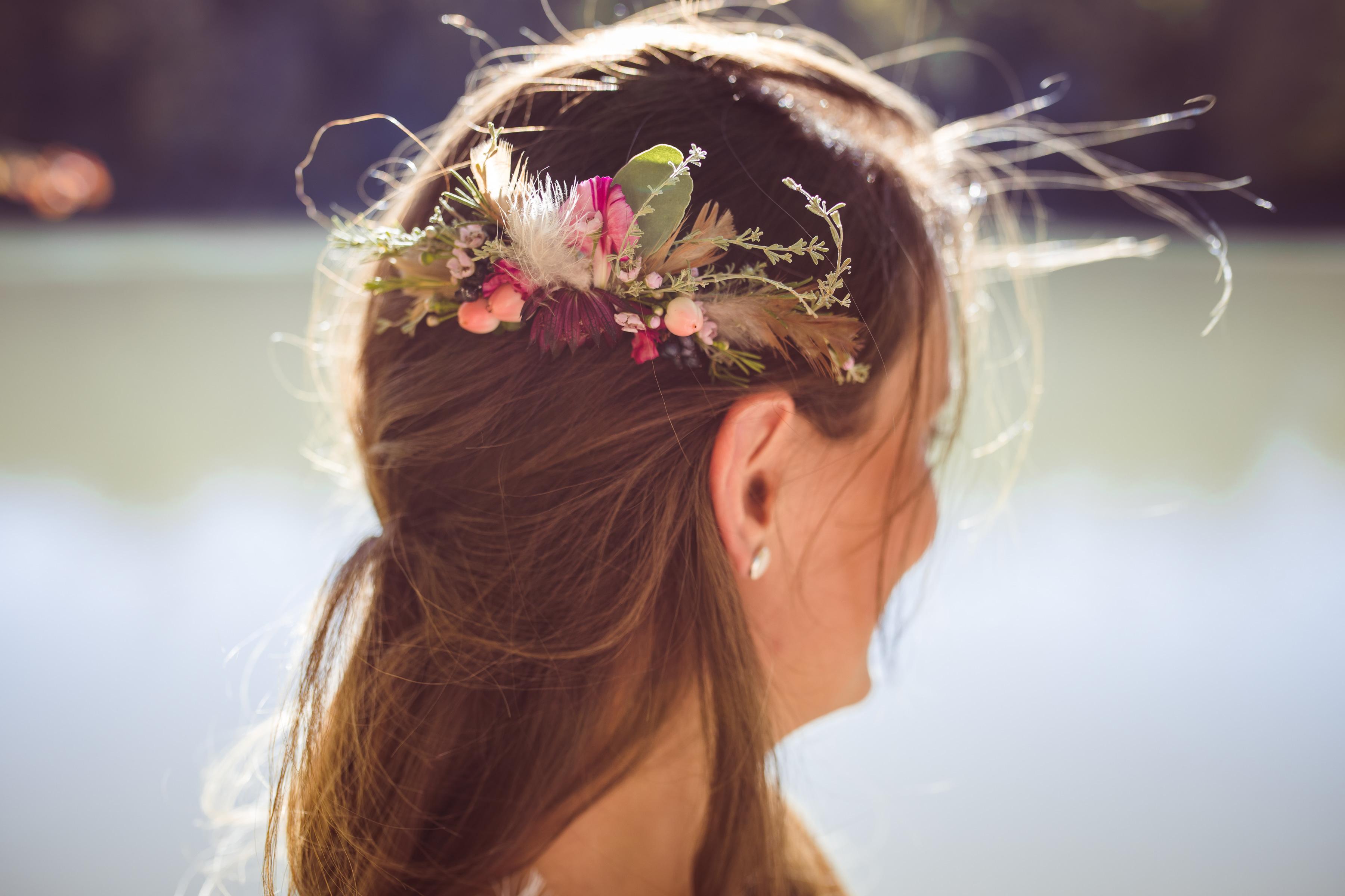 Headpiece - romantisch schön