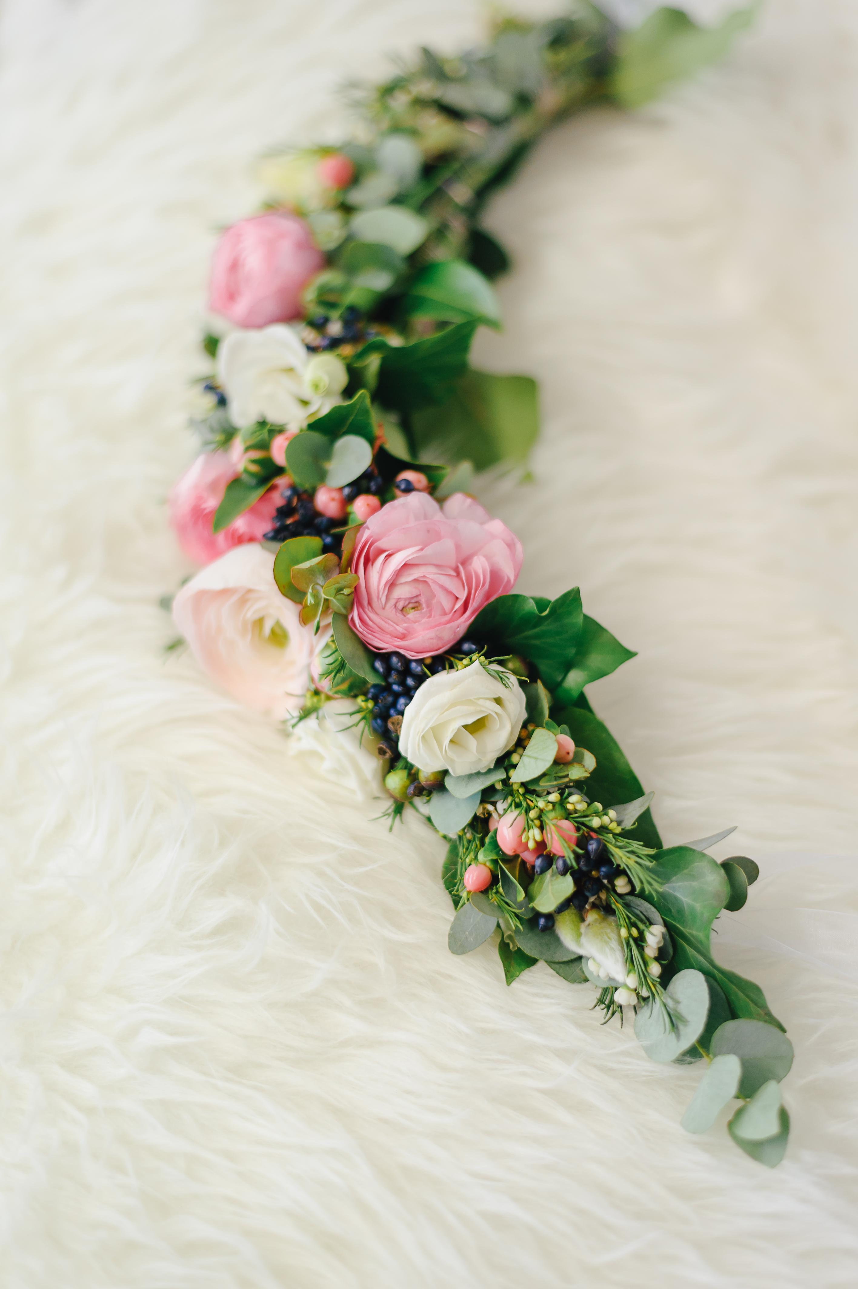 zarte Farben & Blüten