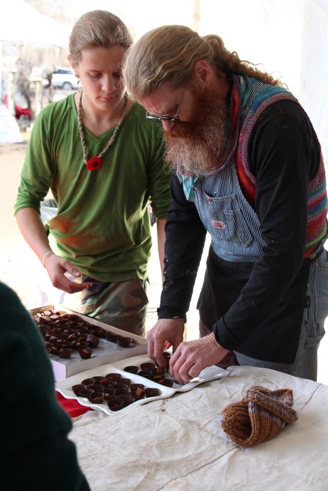 Millarville Christmas market