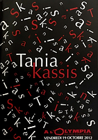 Olivier Leclerc Olympia Tania Kassis live