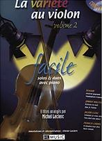 La variété au violon vol2 Olivier Leclerc