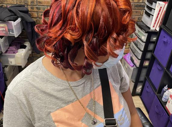 Red Orange POP
