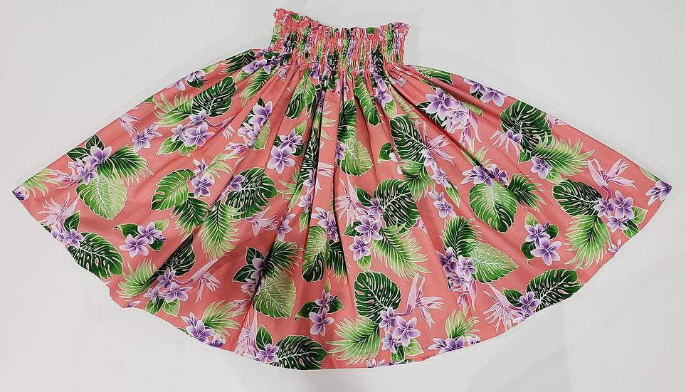 Pink Plumeria Pa'u