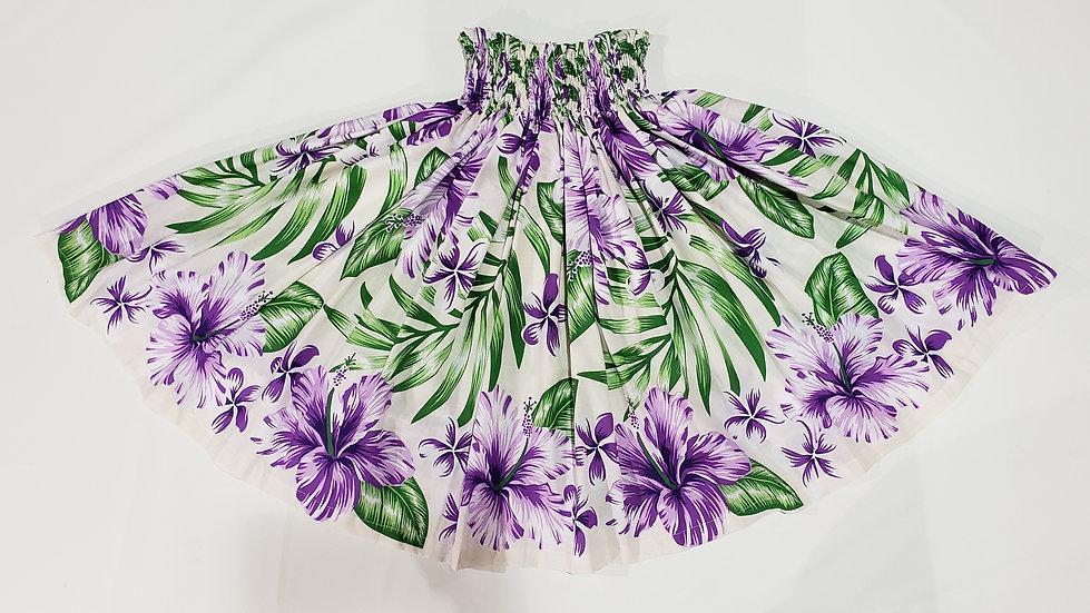 Purple Hibiscus Pa'u