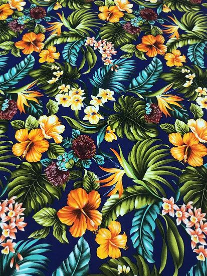 Floral 100 % Cotton