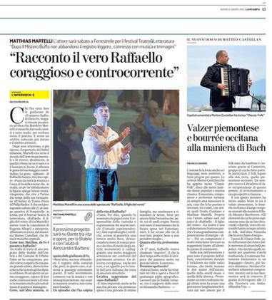 La Stampa - Agosto 2021