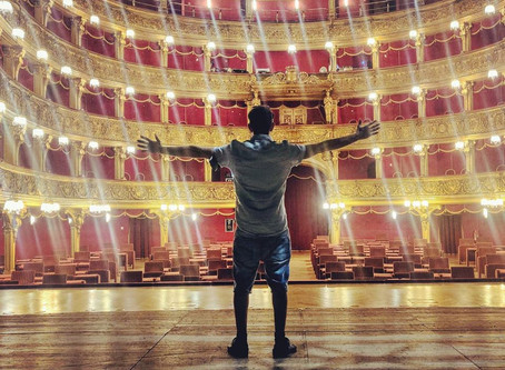 Si riparte: MISTERO BUFFO al Teatro Carignano di Torino