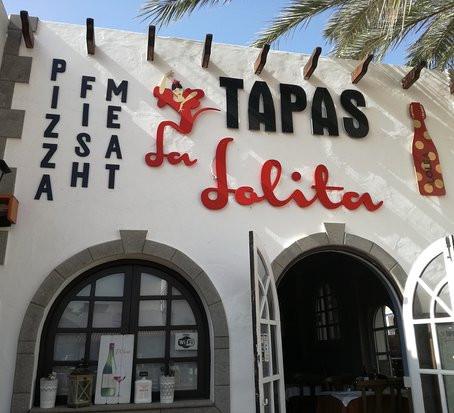 Tapas La Lolita join the Plastic Pledge