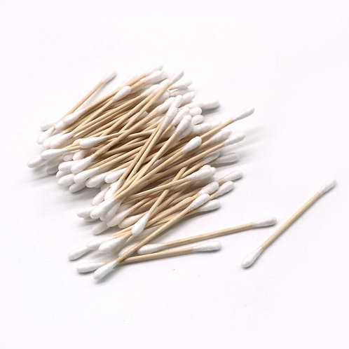 Bamboo Cotton Buds pack of 100