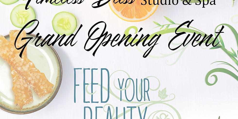 Grand Opening Timeless Bliss Skincare Studio & Spa