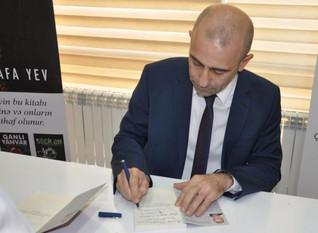 Vahid Mustafayevin güllə altında yazdığı kitab