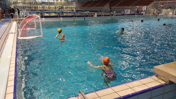 RJHS Intermediate Waterpolo Team make final!