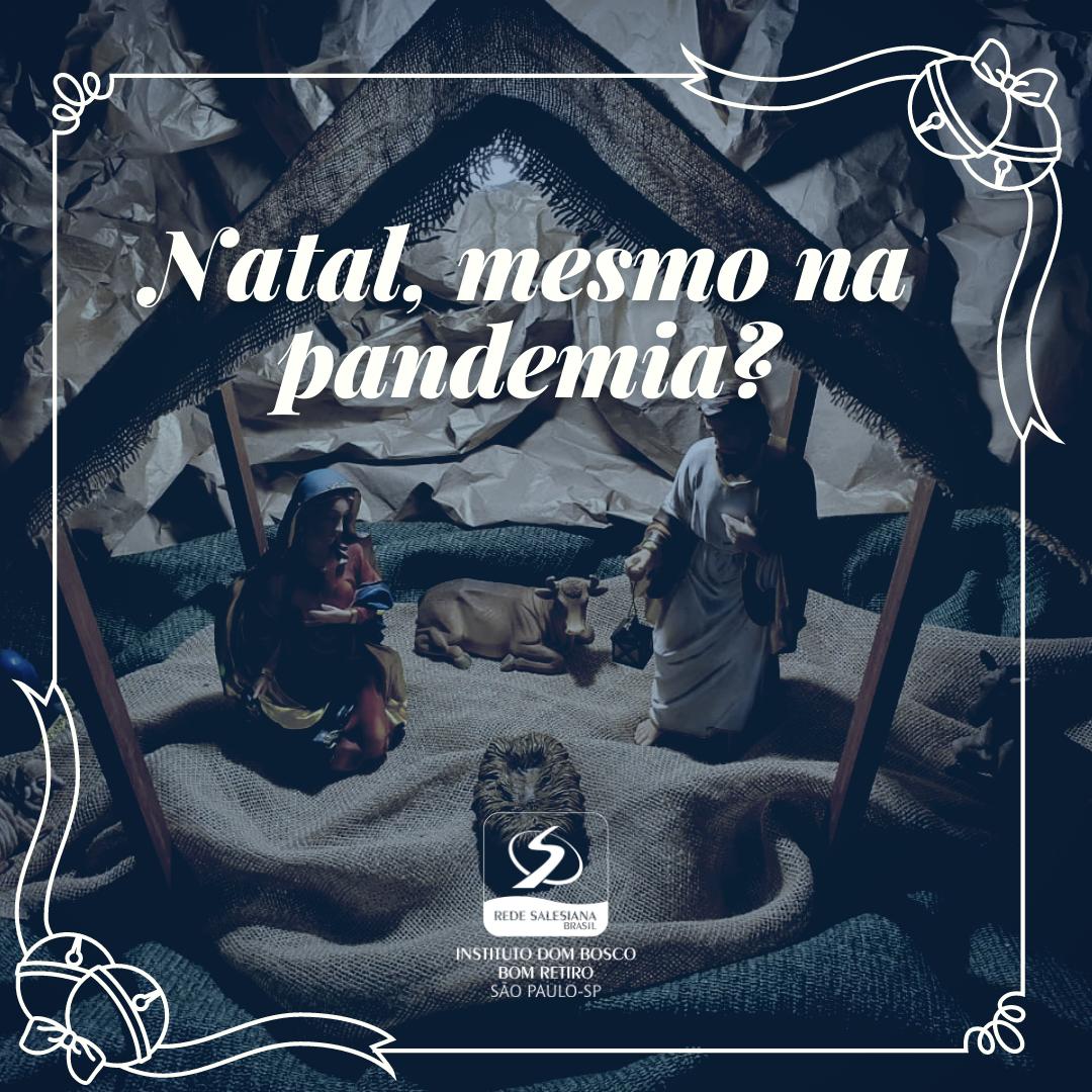Natal IDB Decoração Pastoral