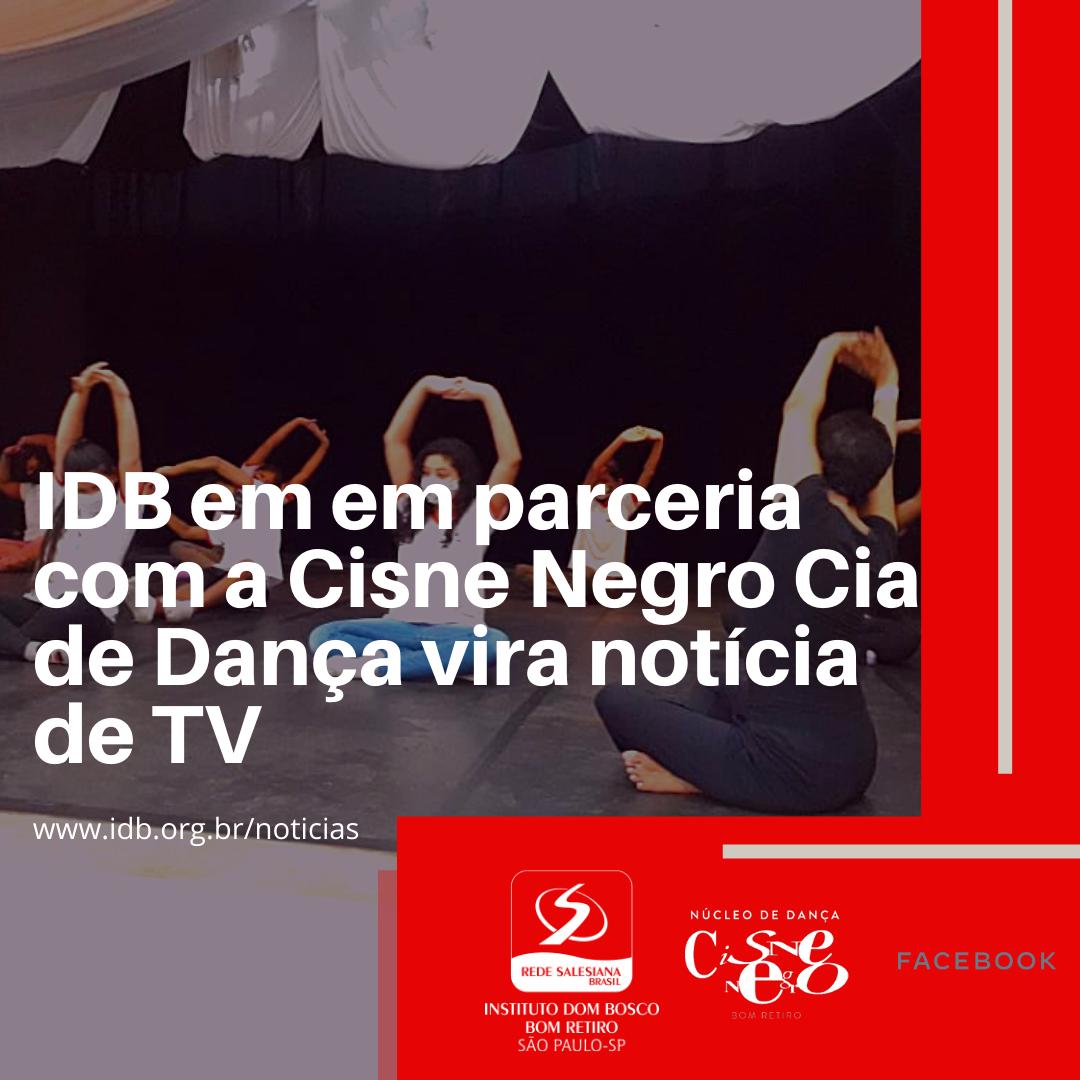 IDB em em parceria com a Cisne Negro Cia