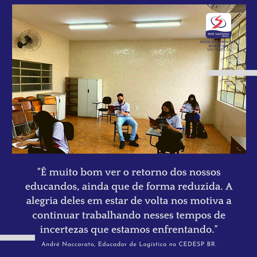Retomada CEDESP BR