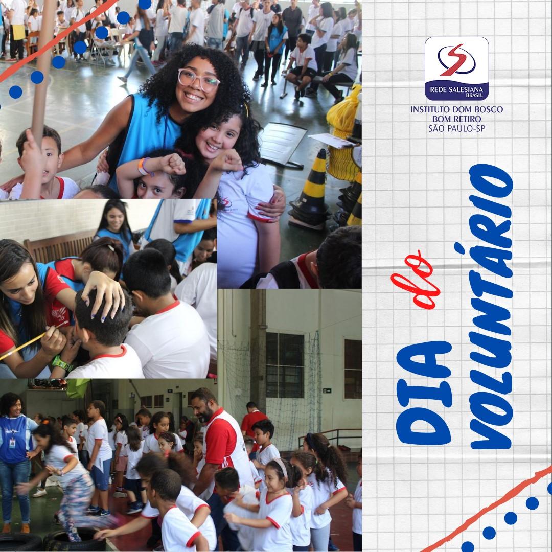 IDB Celebra o Dia do Voluntário