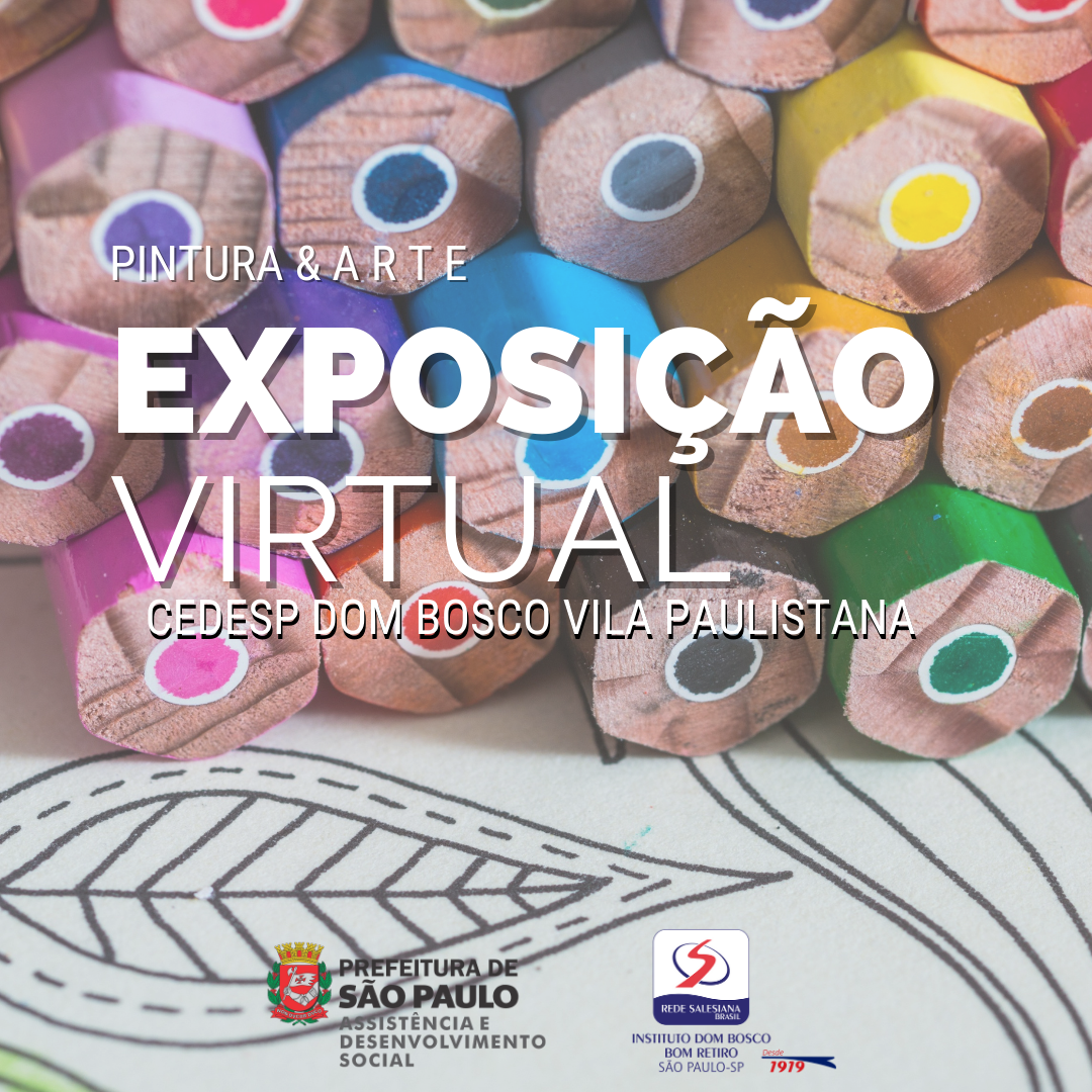 Pintura&Arte exposição virtual IDB