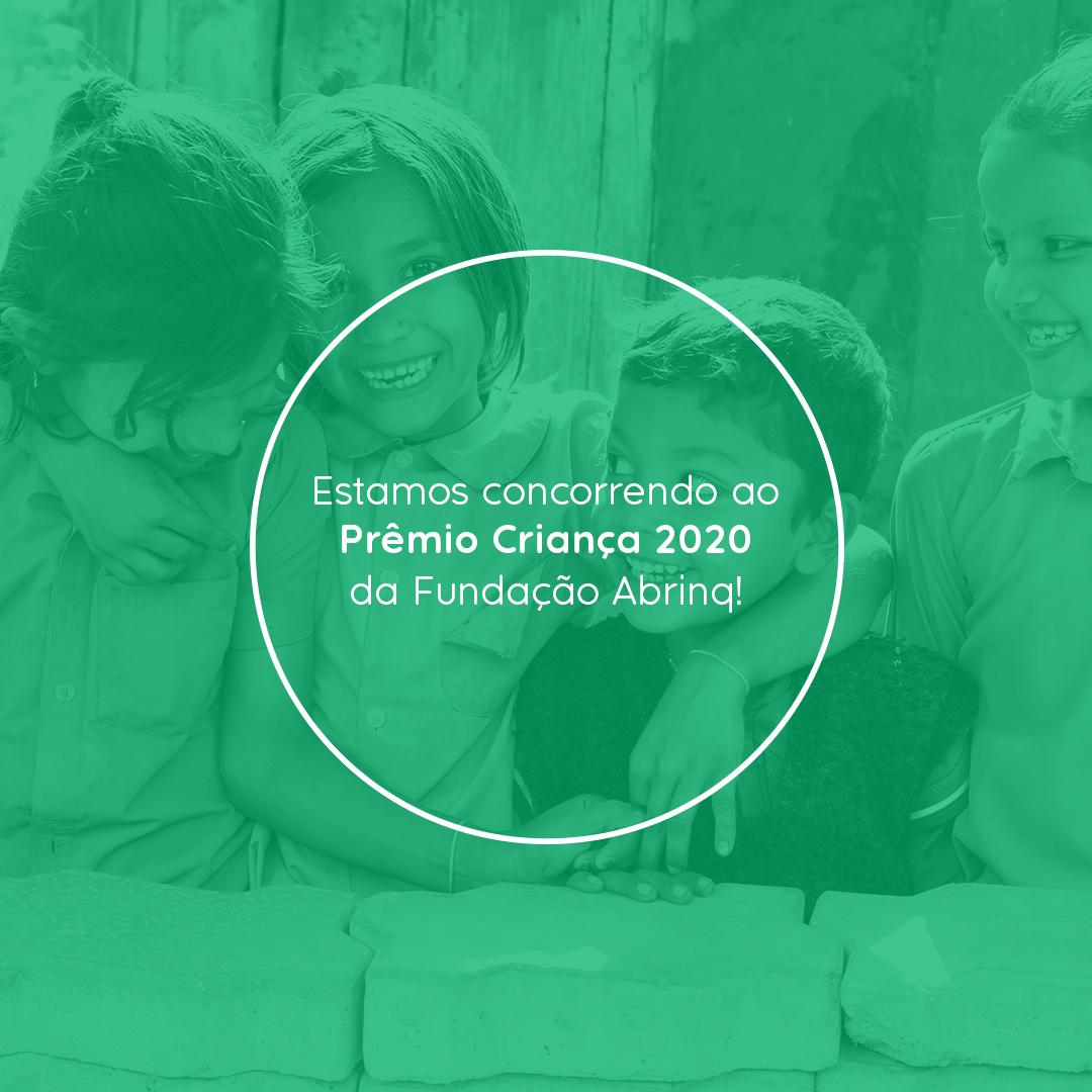 #PrêmioCriança2020 #FundaçãoAbrinq