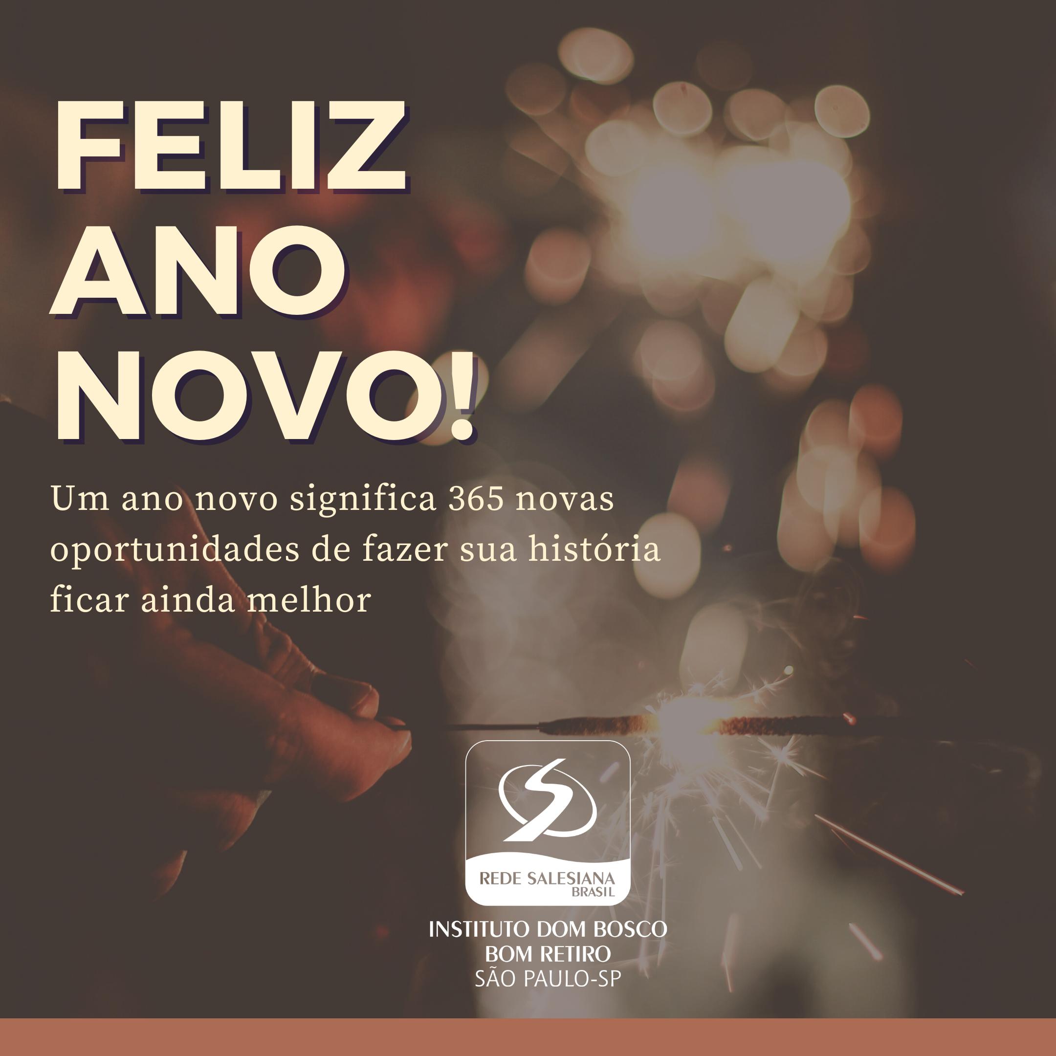 Feliz Ano Novo IDB