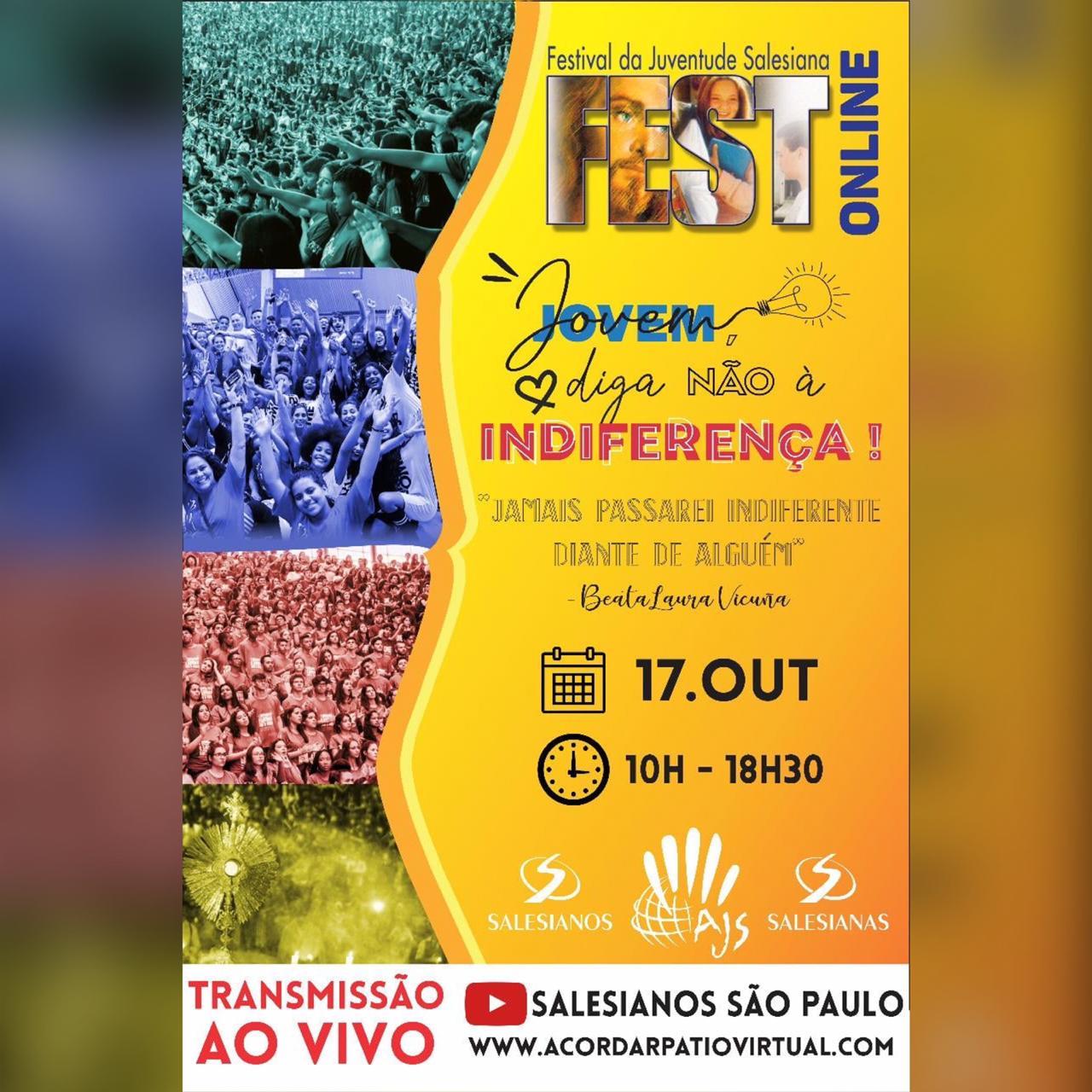 Festival da Juventude Salesiana 2020