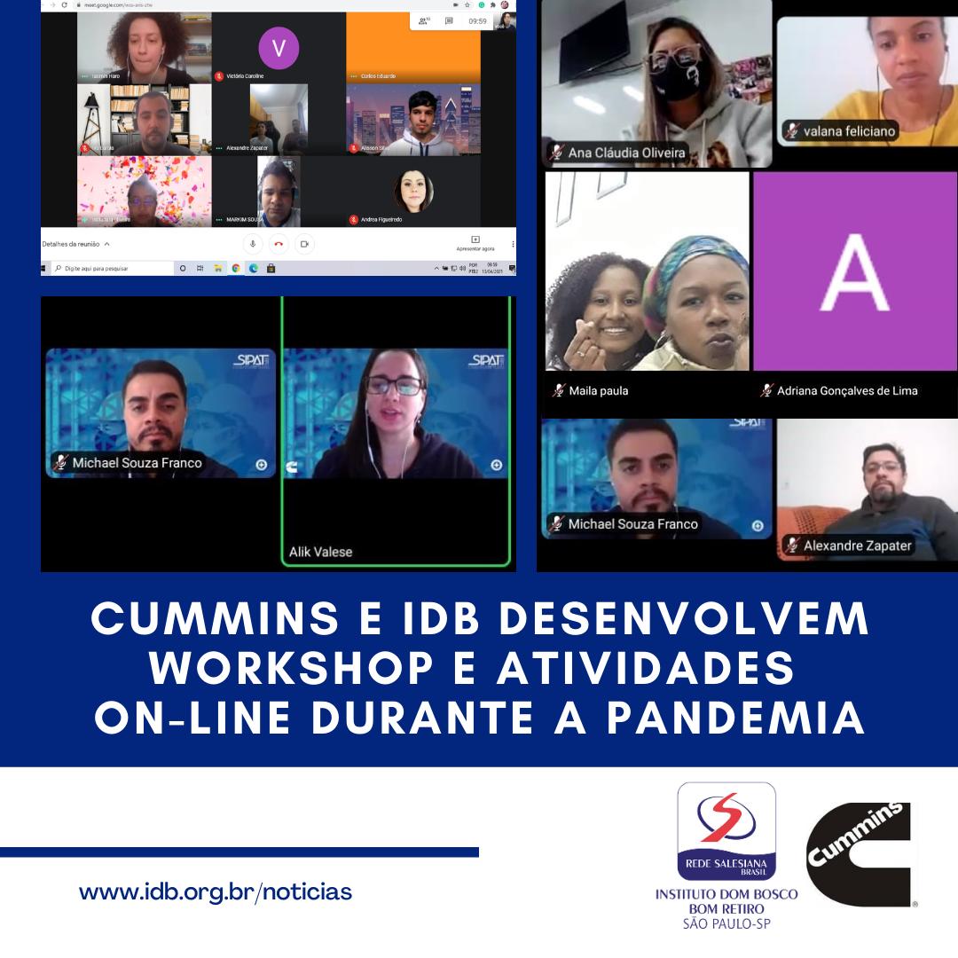 Cummins e IDB