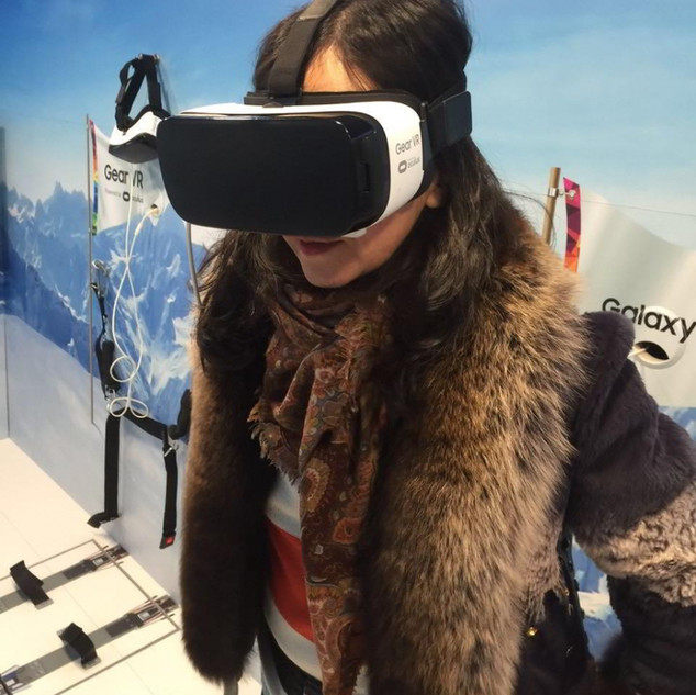IOC VR Experience