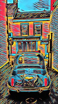Italian Warehouse, Killaloe – FIAT 500