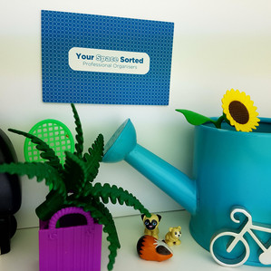 Drowning under clutter? Don't fear! The ladies from 'Your Space Sorted' are here!