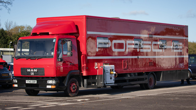Truck for hire £ POA