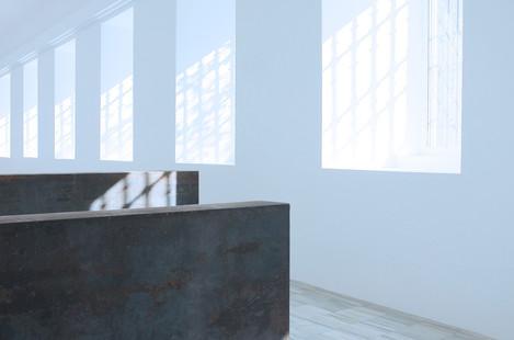 Richard Serra - Reina Sofia, Madrid, Spain