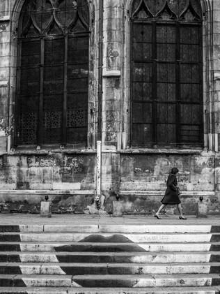 Church lips - Paris