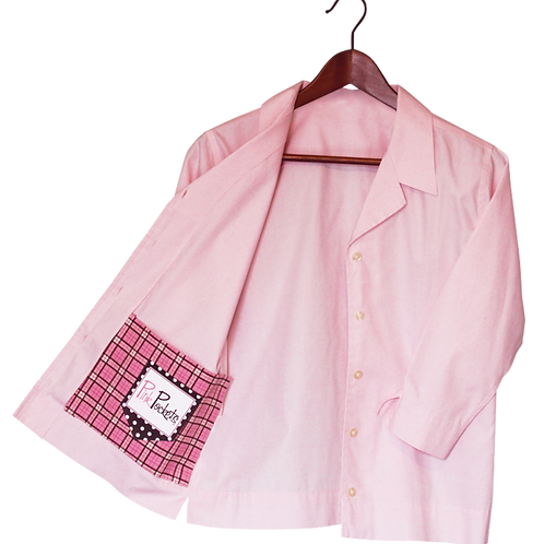 copy of Pink Pocket - 4 Pairs (8 Pockets)
