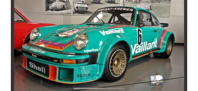 Porsche 934 Original In Build .PNG