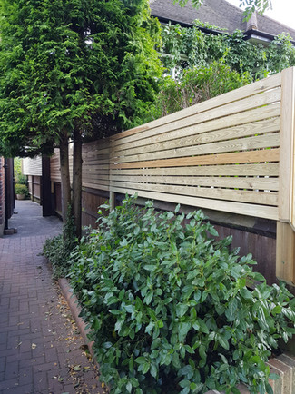 Outdoor Fence