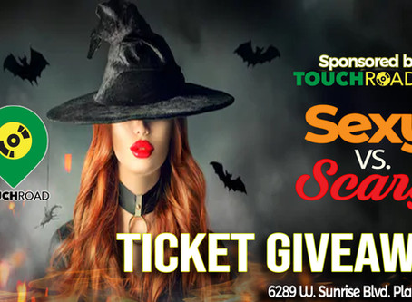 Sexy Vs Scary - The Official Halloween Event - October 26th