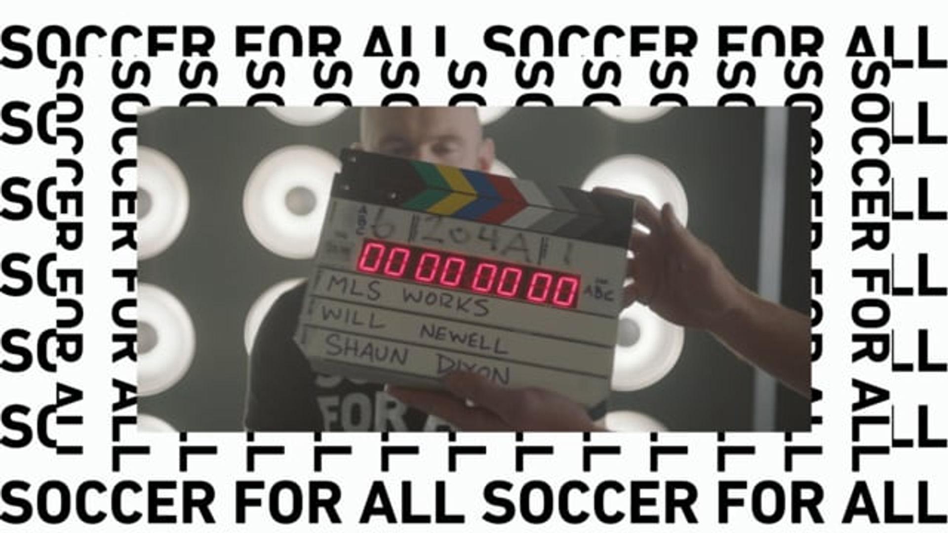BEHIND THE SCENES VIDEO