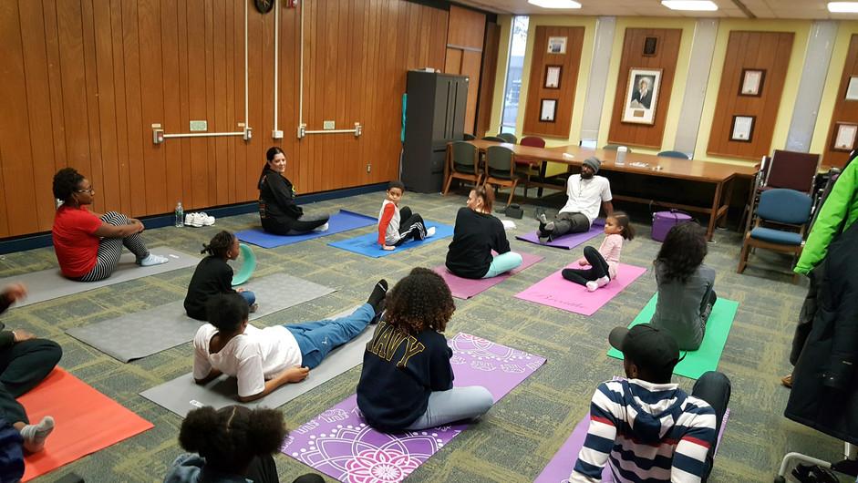 Karma Yoga Tuesdays