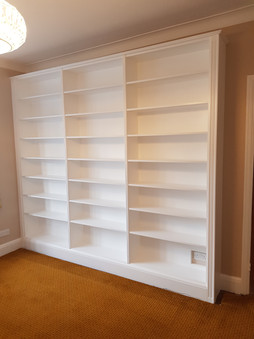Fitted Shelving