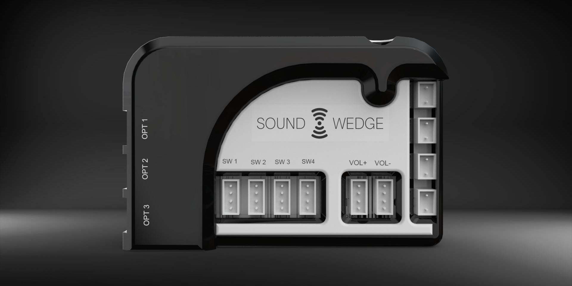 SoundWedge Pro Atmos