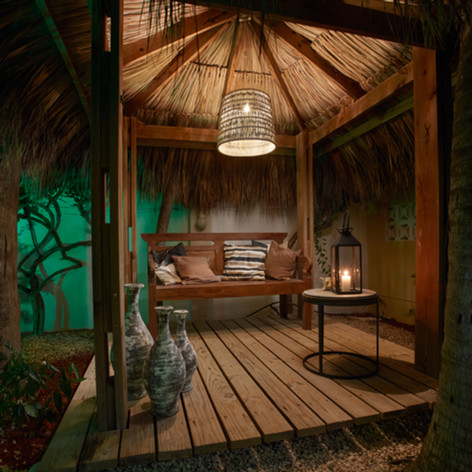 Cabana Suites at night.jpg