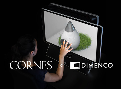Dimenco and Cornes Technologies announce a distribution agreement
