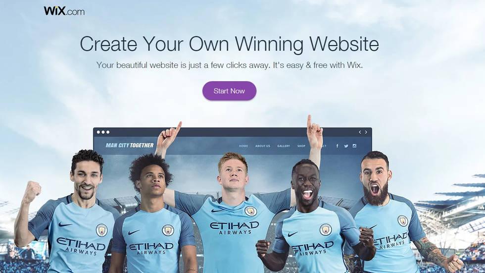 Create Your Winning Website